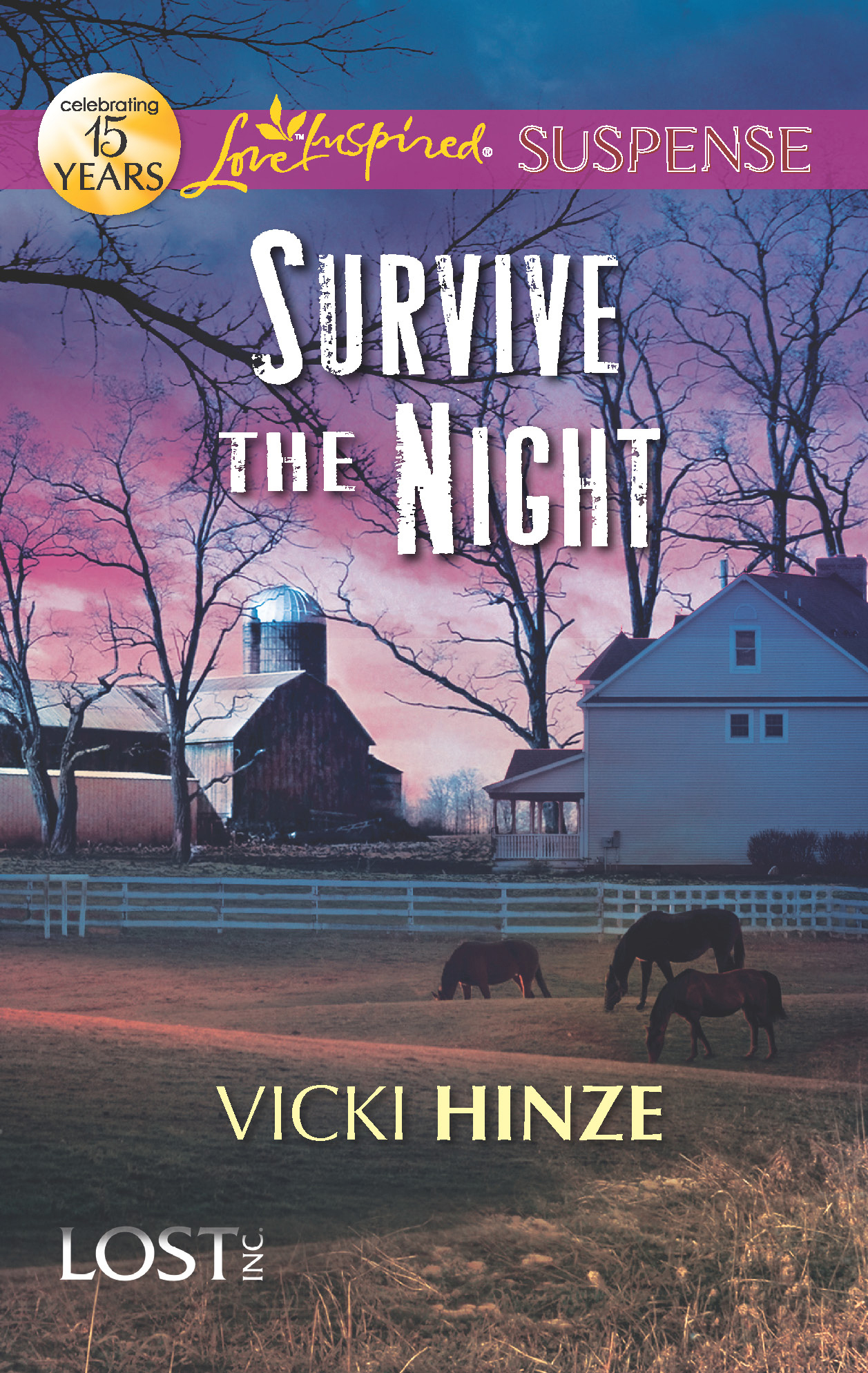 Survive the Night By: Vicki Hinze