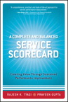 A Complete and Balanced Service Scorecard