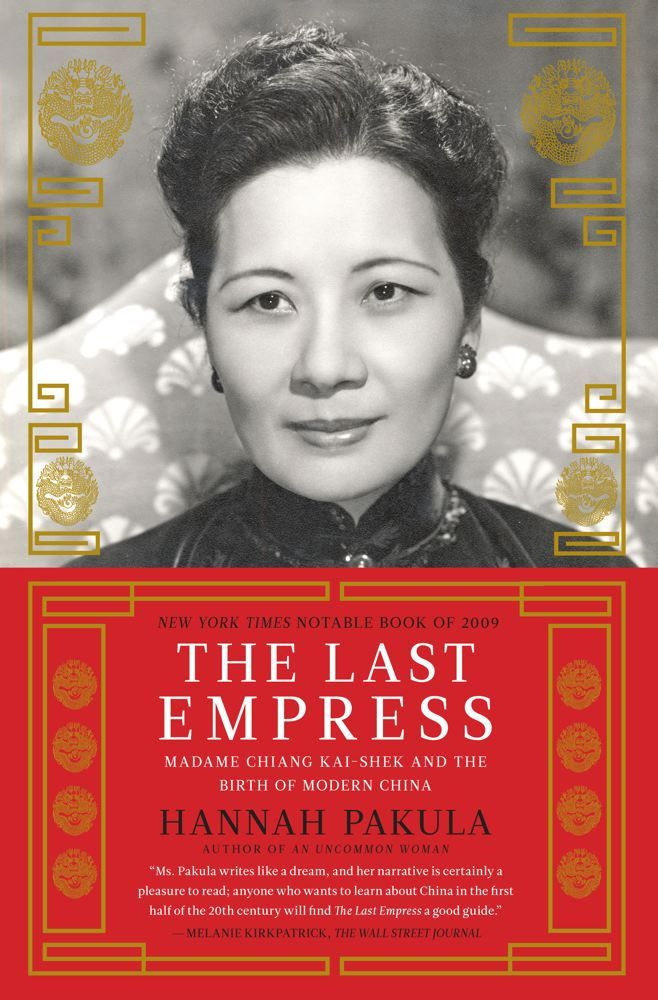 The Last Empress By: Hannah Pakula