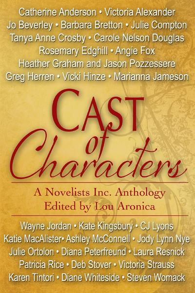 Cast of Characters By: