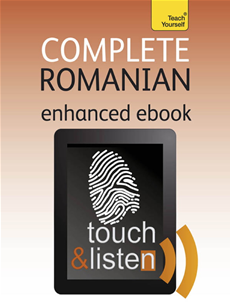 Complete Romanian (Kindle Enhanced Edition) Teach Yourself