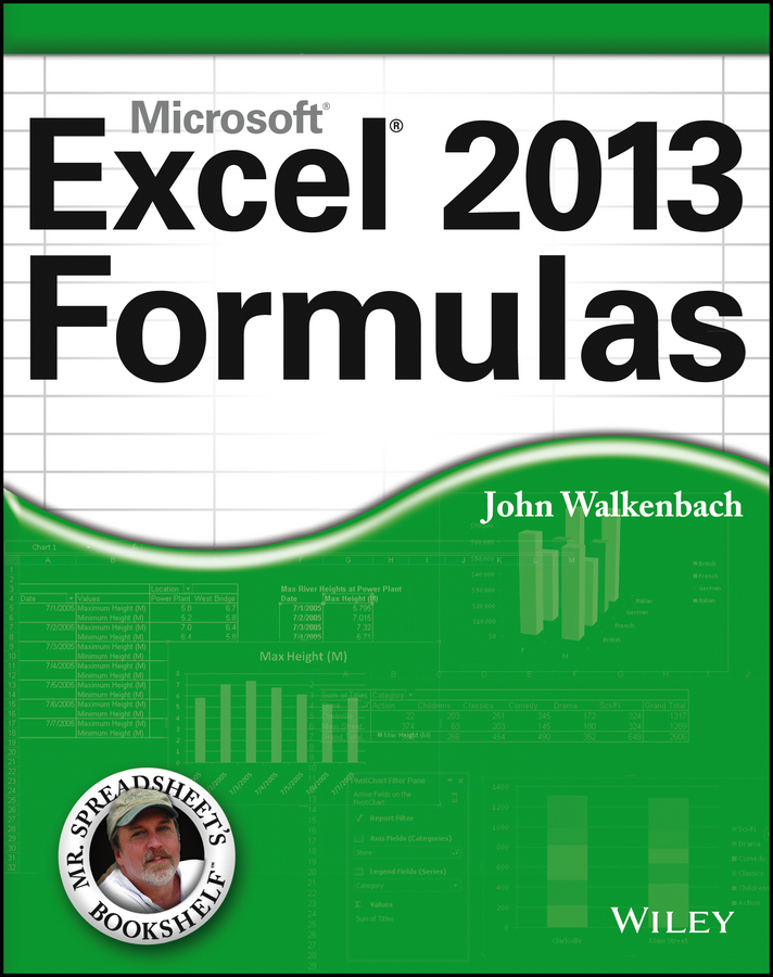 Excel 2013 Formulas By: John Walkenbach