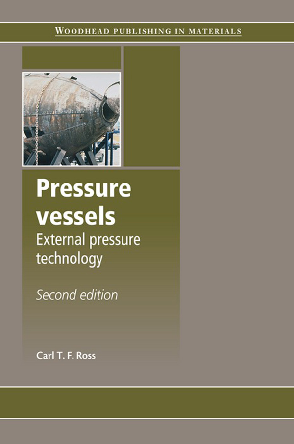 Pressure Vessels External Pressure Technology