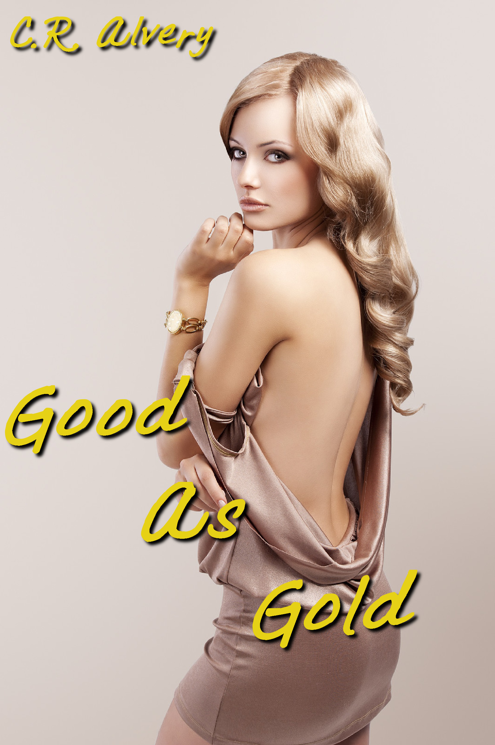 Good As Gold (Billionaire Reluctant Blackmail Erotica)
