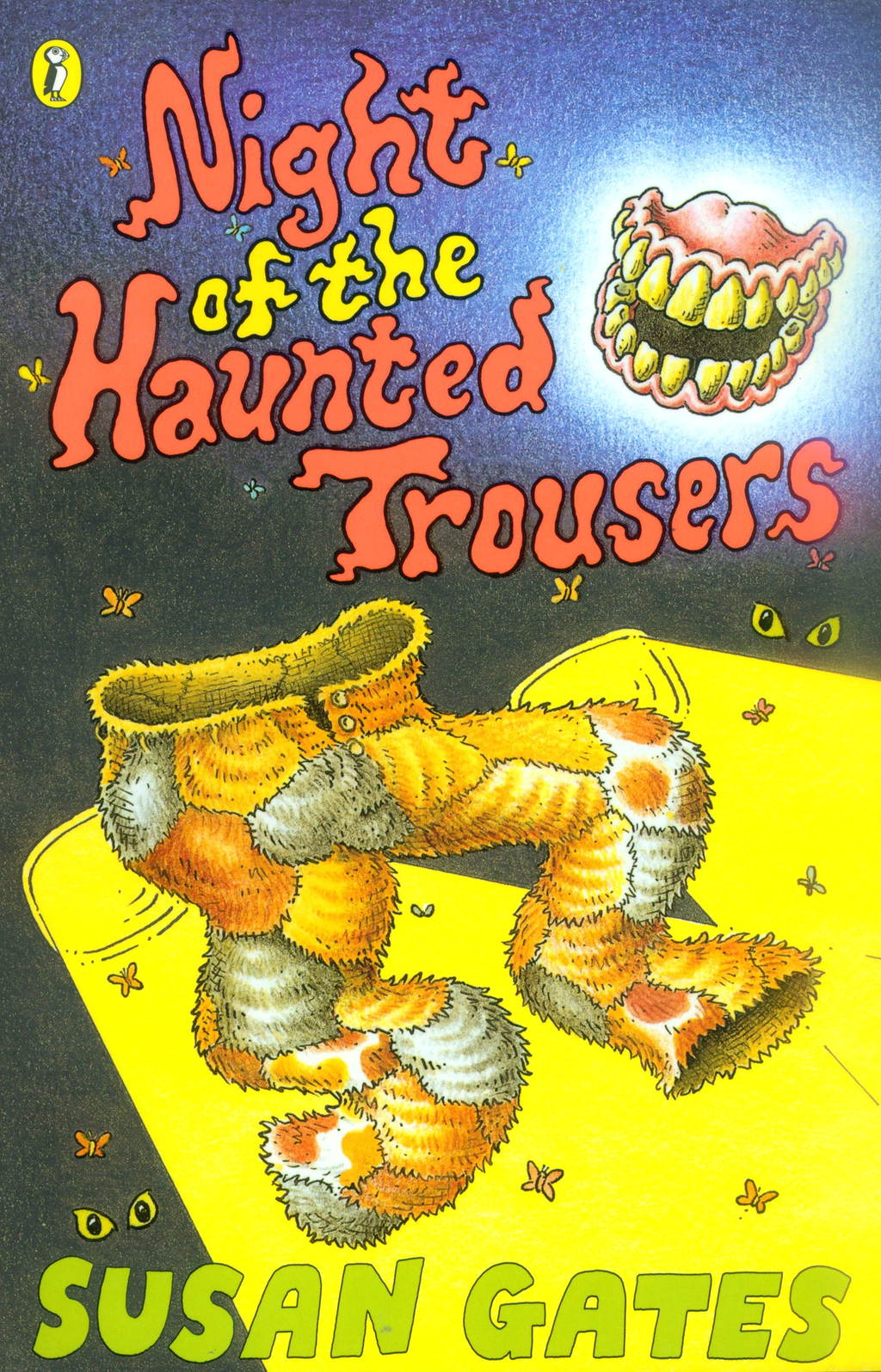 Night of the Haunted Trousers