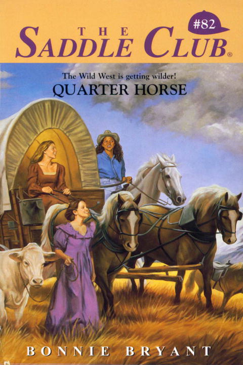 Quarter Horse By: Bonnie Bryant