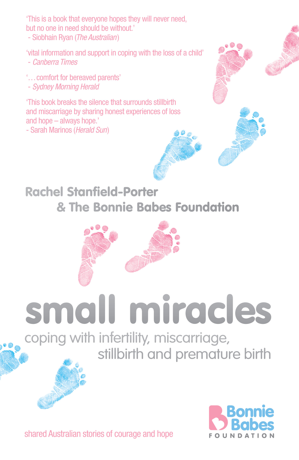 Small Miracles Coping with infertility,  miscarriage,  stillbirth and premature birth
