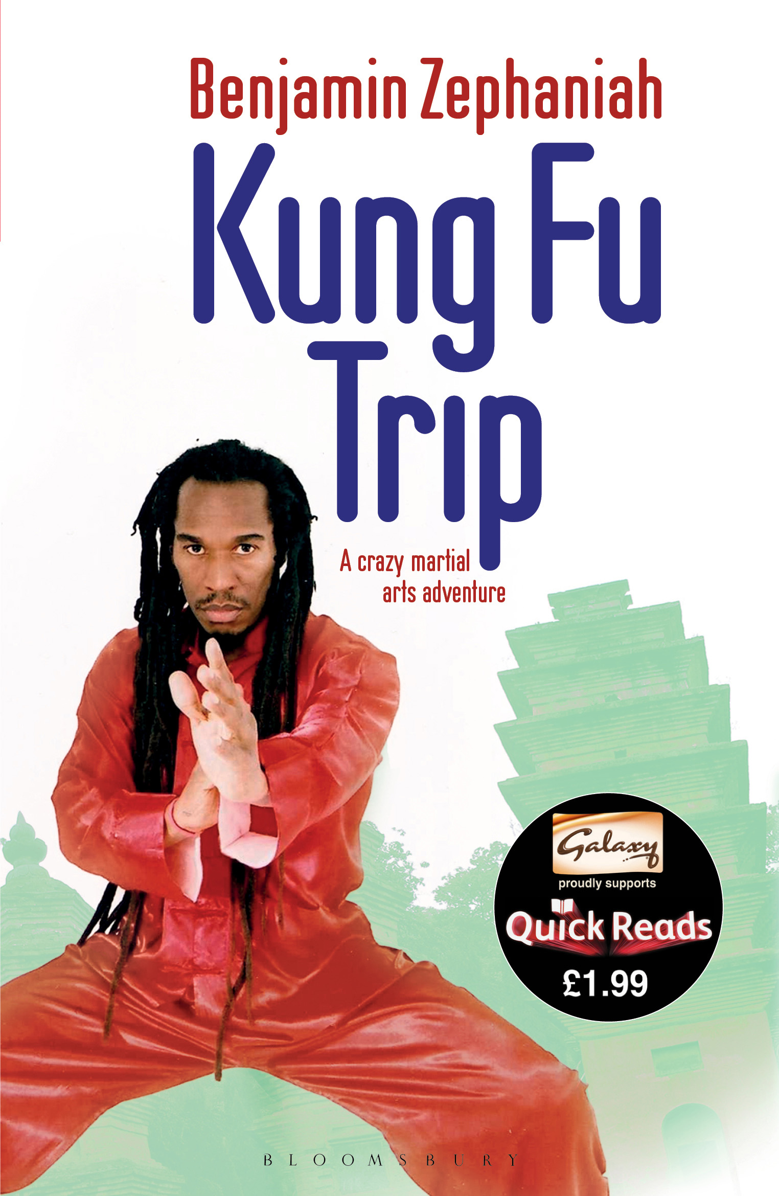 Kung Fu Trip (Quick Reads Edition)