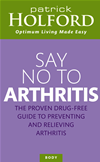 Say No To Arthritis: