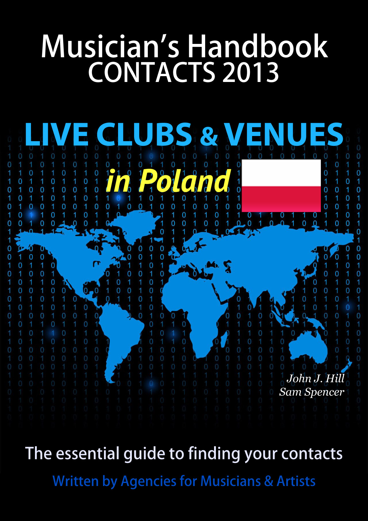 Musician Handbook CONTACTS 2013 - Live Clubs & Venues in POLAND