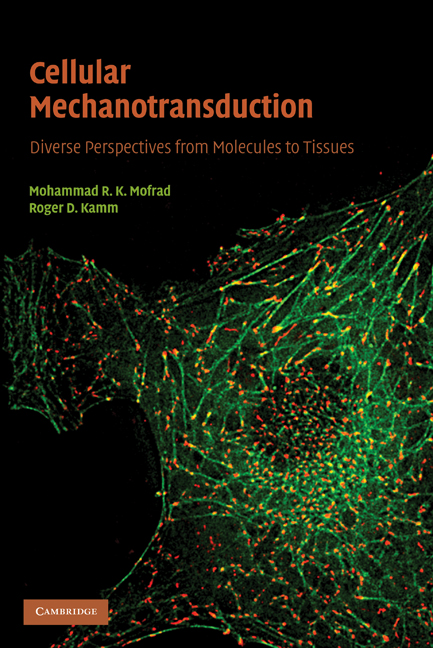 Cellular Mechanotransduction Diverse Perspectives from Molecules to Tissues