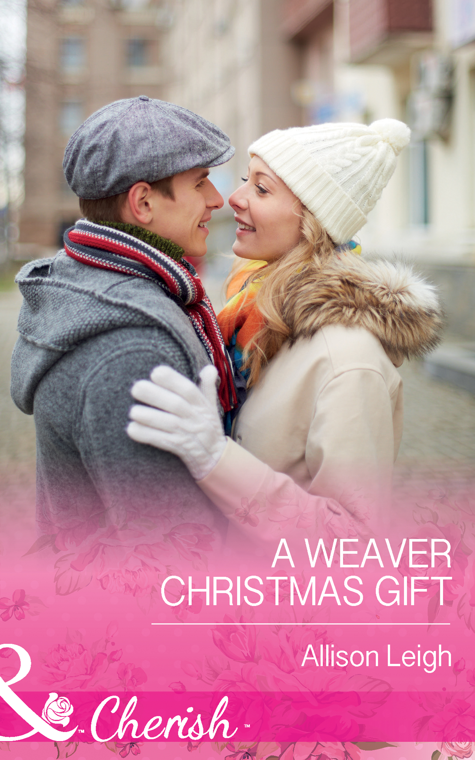 A Weaver Christmas Gift (Mills & Boon Cherish) (Return to the Double C - Book 7)