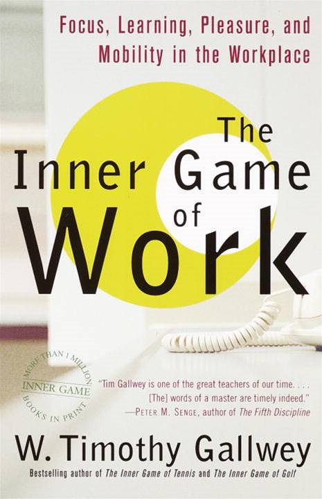 The Inner Game of Work By: W. Timothy Gallwey