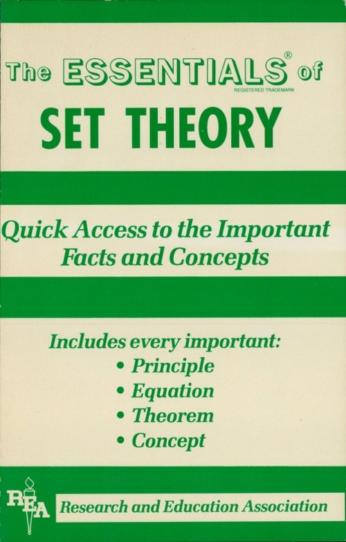 Set Theory Essentials