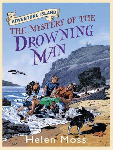 Adventure Island 8: The Mystery of the Drowning Man