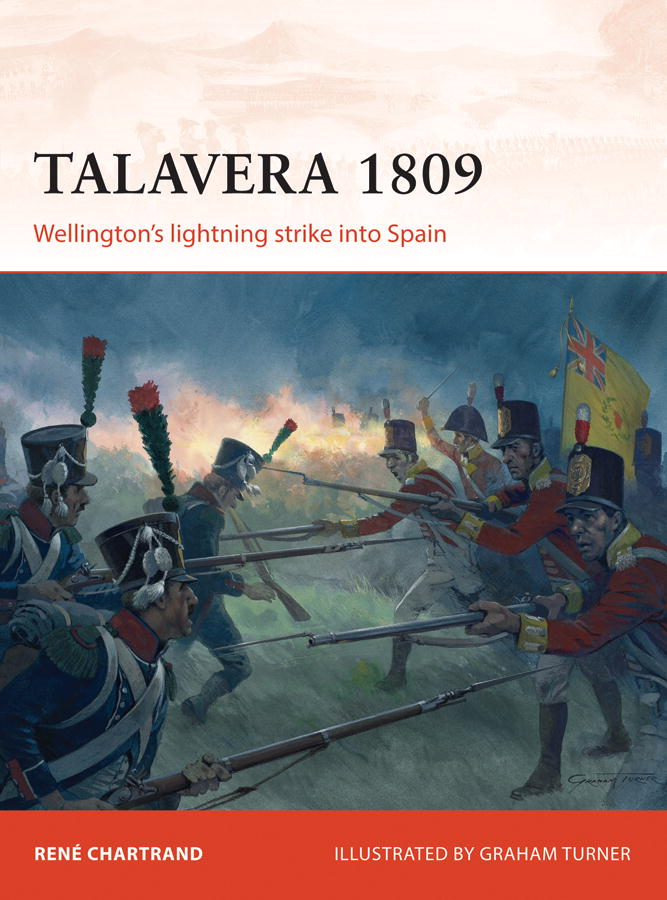 Talavera 1809 By: Rene Chartrand,Graham Turner