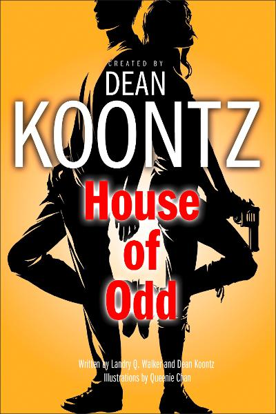 House of Odd (Odd Thomas graphic novel)