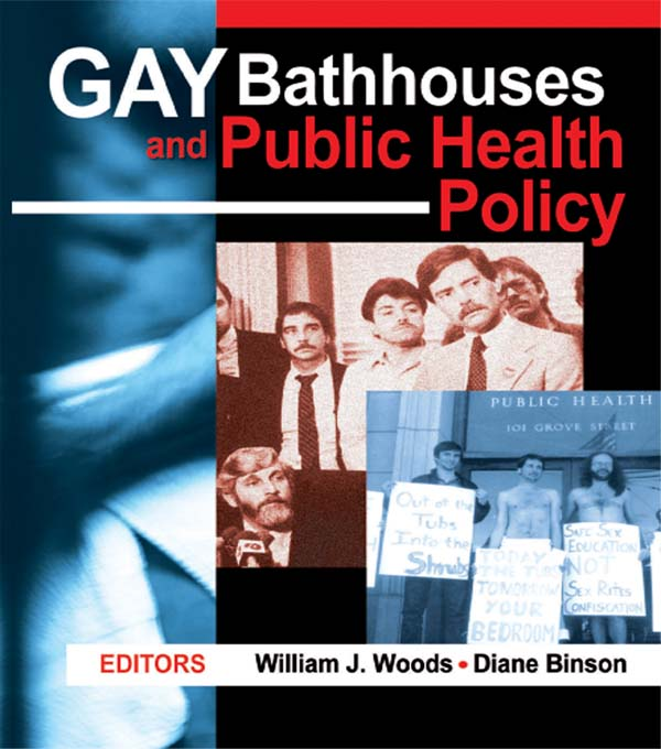 GAY BATHHOUSES AND PUBLIC HEALTH PO