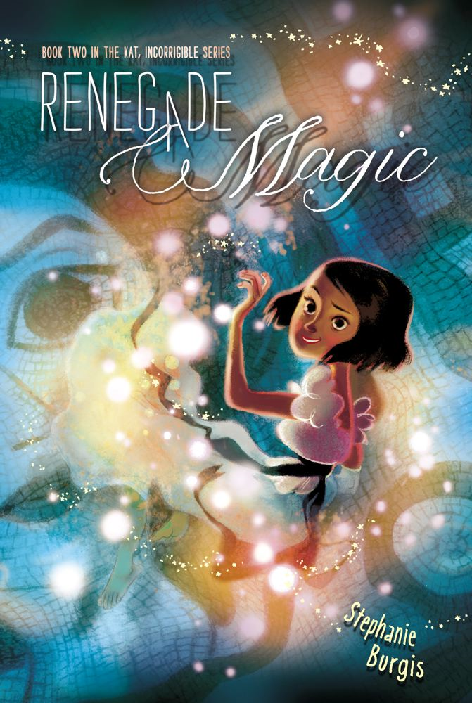 Renegade Magic By: Stephanie Burgis