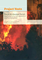 Project Vesta: Fire in Dry Eucalypt Forest Fuel Structure, Fuel Dynamics and Fire Behaviour
