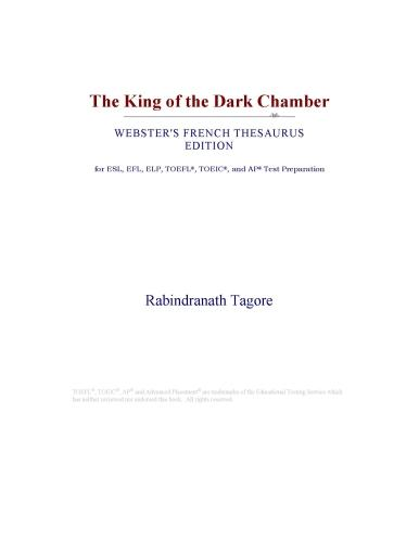 Inc. ICON Group International - The King of the Dark Chamber (Webster's French Thesaurus Edition)
