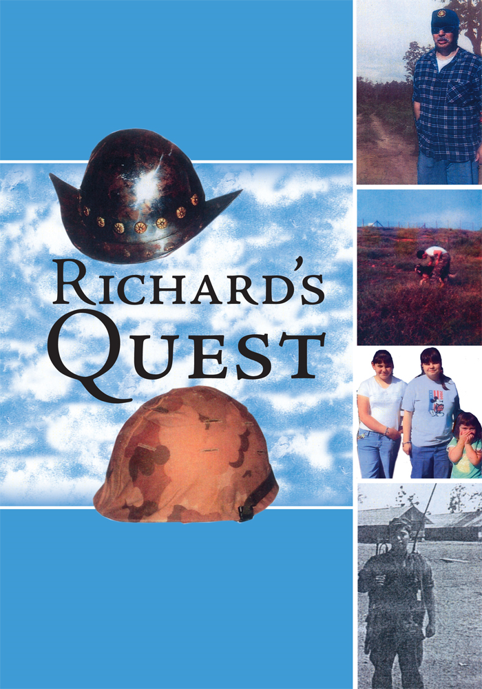 Richard's Quest By: Richard Rivera