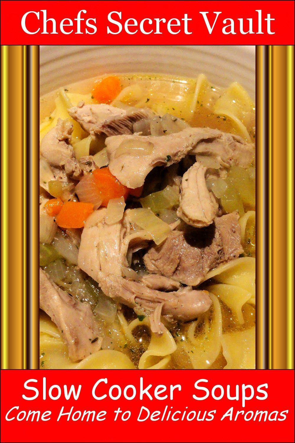 Slow Cooker Soups: Come Home to Delicious Aromas