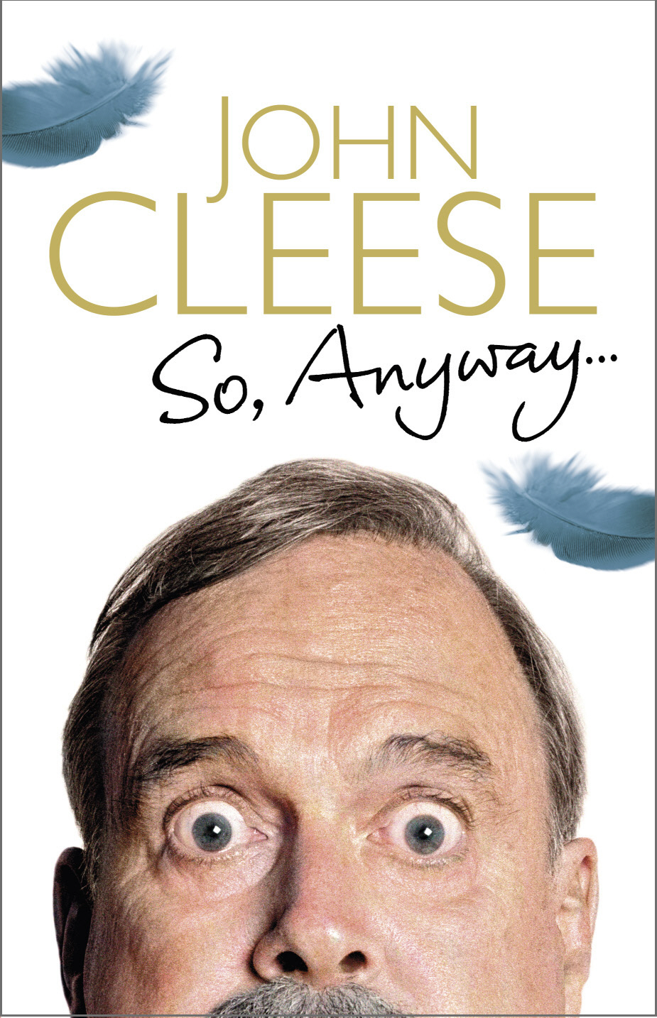 So,  Anyway... The Autobiography