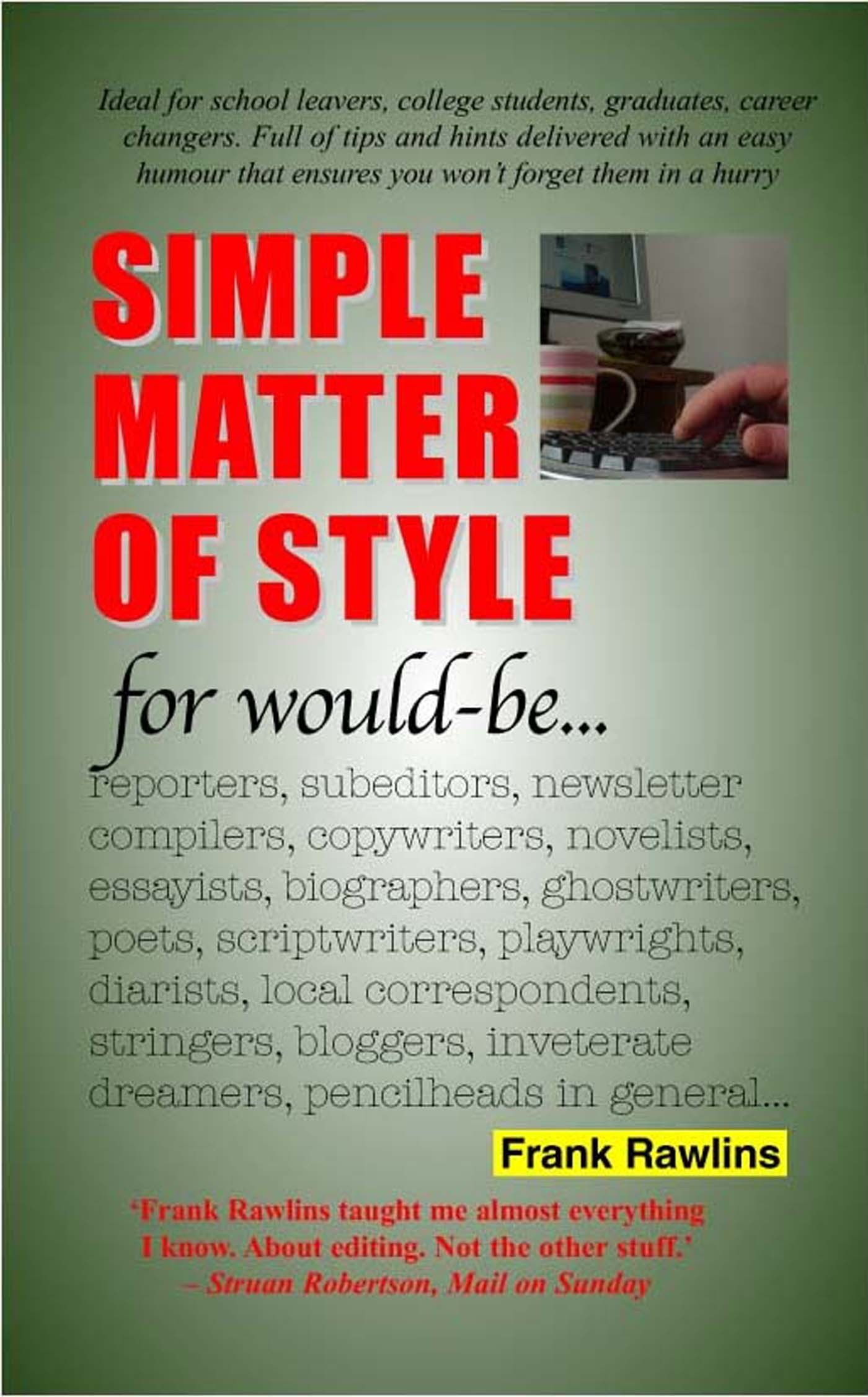Simple Matter Of Style