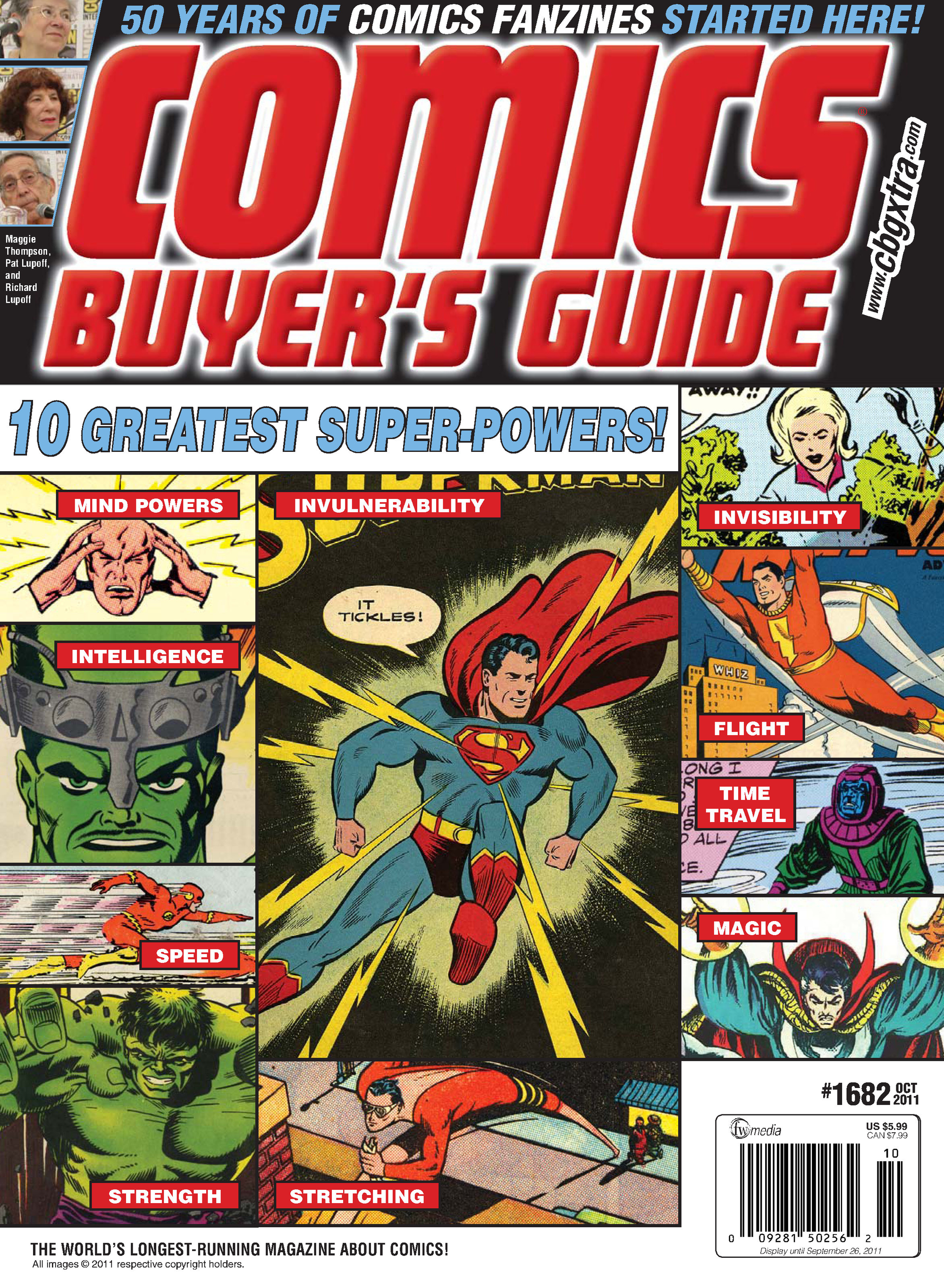 Comics Buyer's Guide #1682