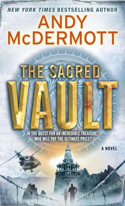 The Sacred Vault By: Andy McDermott