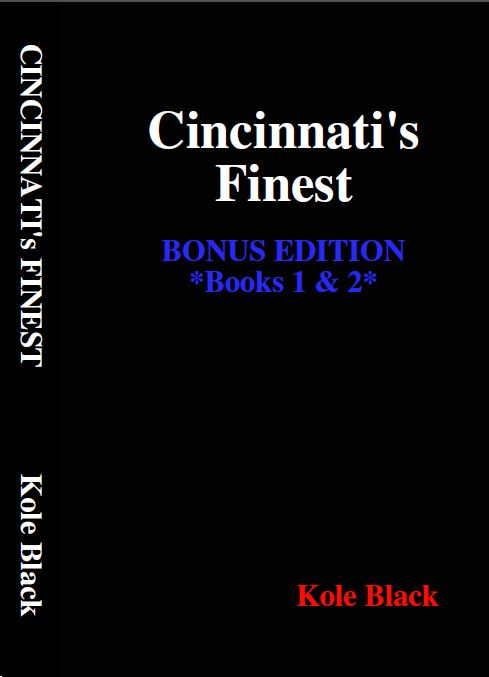 Oprahs BookClub 2.0 - CINCINNATI's FINEST - Books 1 & 2