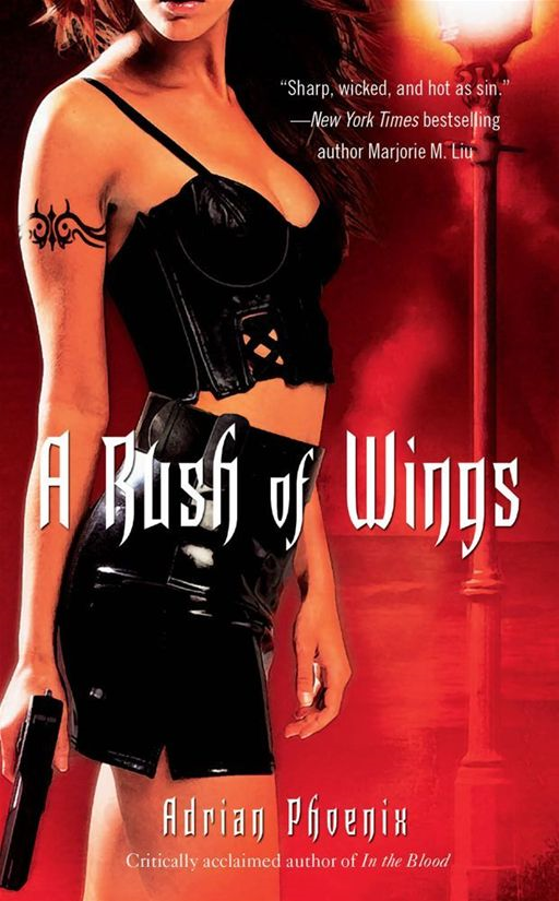 A Rush of Wings By: Adrian Phoenix