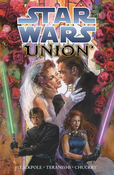 Star Wars: Union By: Michael A. Stackpole, Robert Teranishi (Artist), Vickie Williams (Letterer), Amador Cisneros (Letterer), Terese Nielsen (Cover Artist), Christopher Chuckry (Colorist)