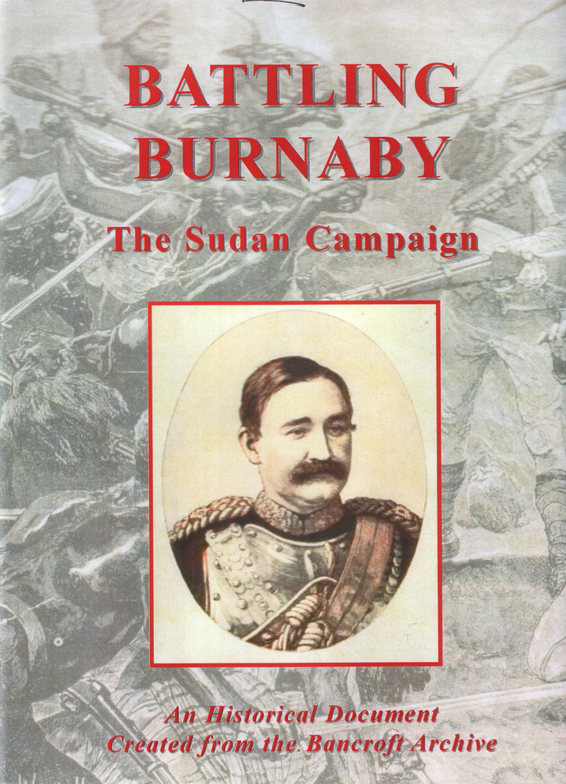 Battling Burnaby: The Sudan Campaign