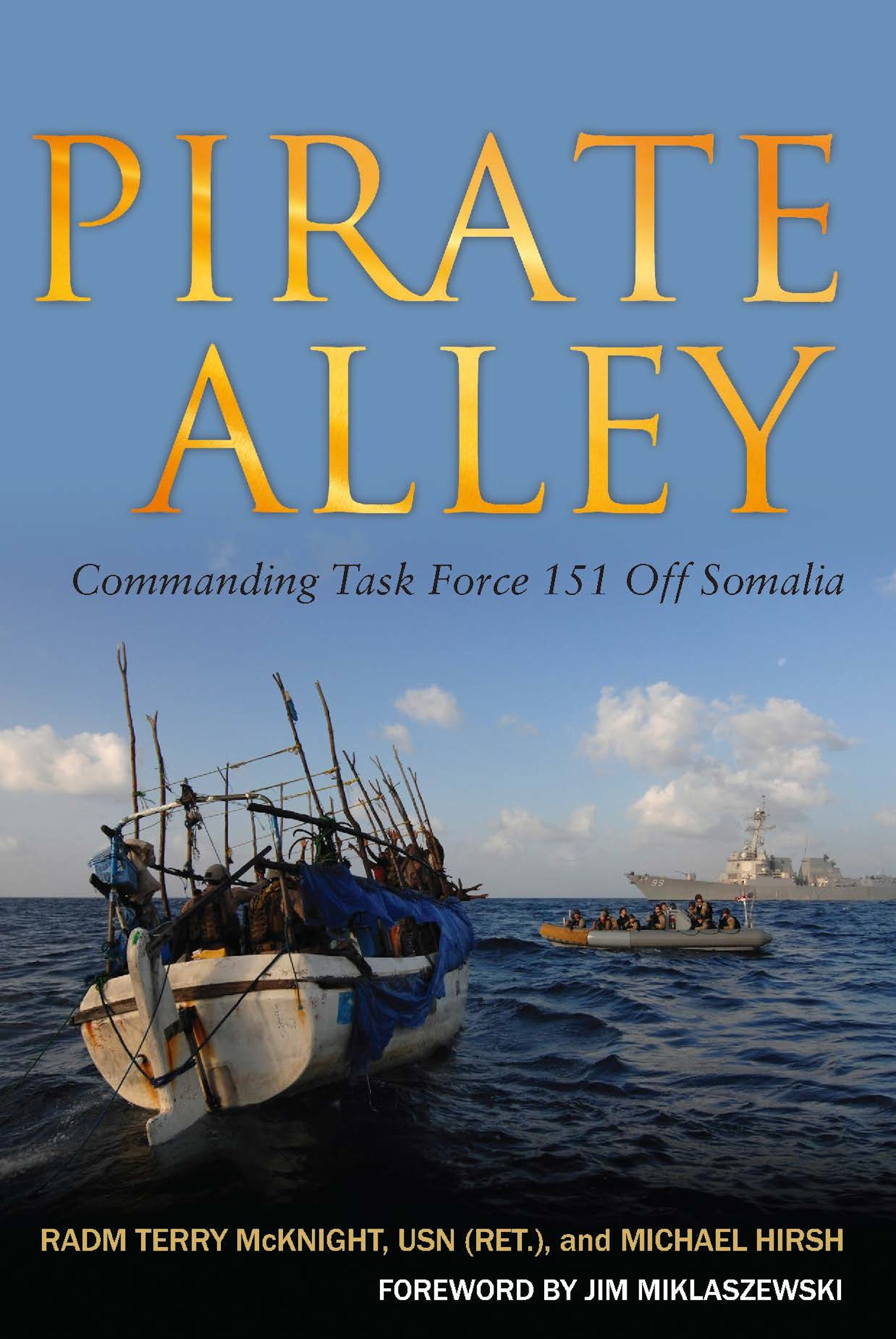 Pirate Alley By: Michael   Hirsh,Terry  McKnight
