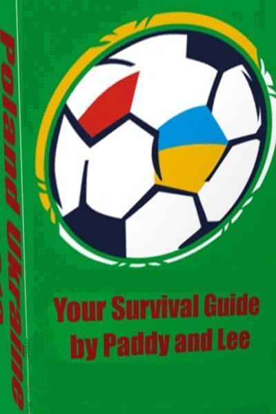 Euro 2012 Survival Guide Poland Ukraine By: Paddy Lee