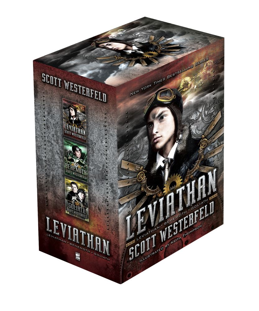 Leviathan By: Scott Westerfeld,Keith Thompson