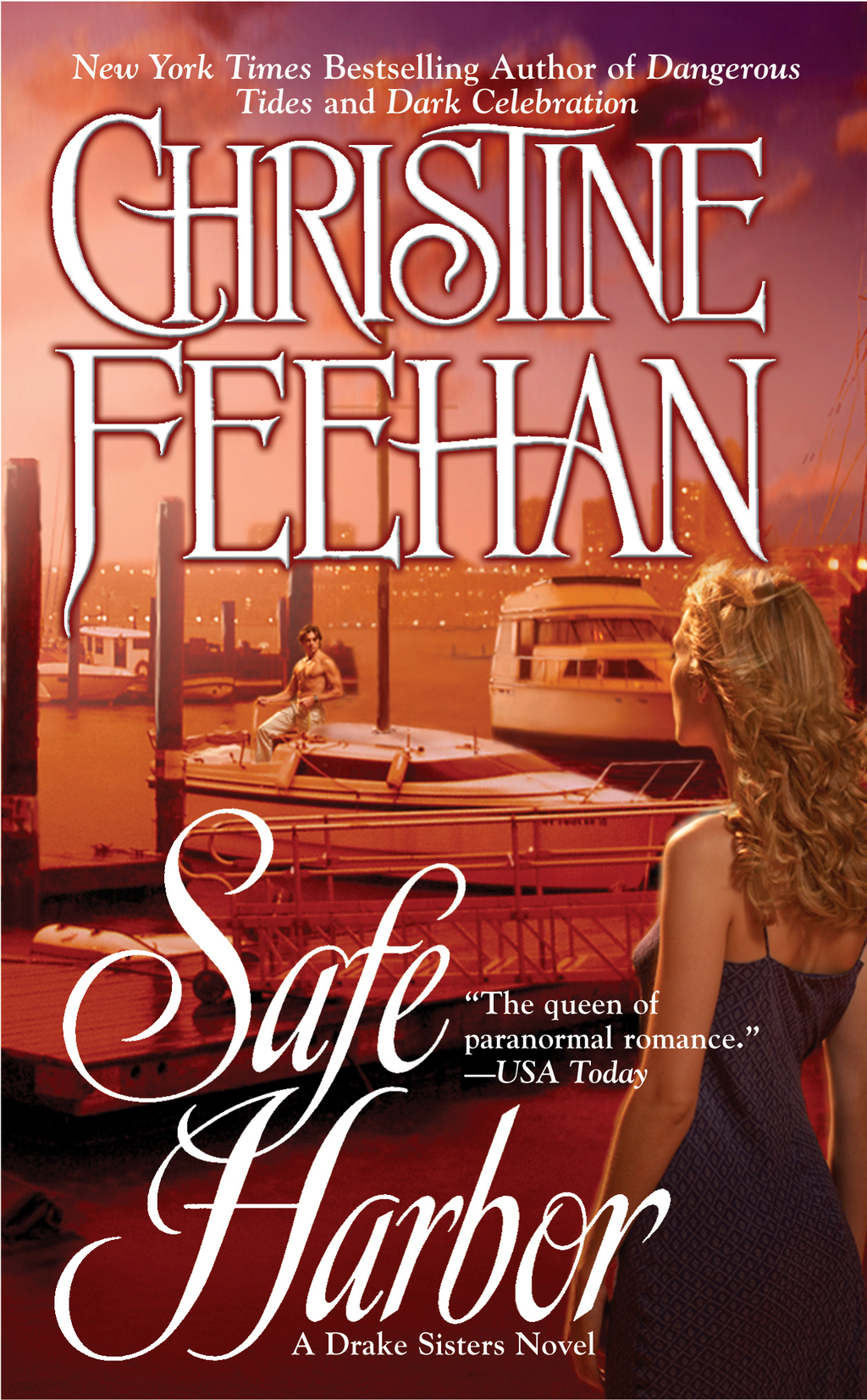 Safe Harbor By: Christine Feehan