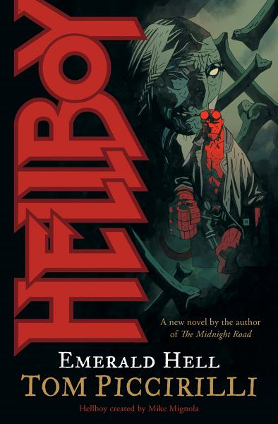 Hellboy: Emerald Hell (Novel)