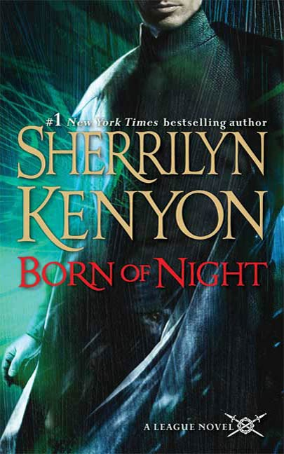 Book Cover: Born of Night