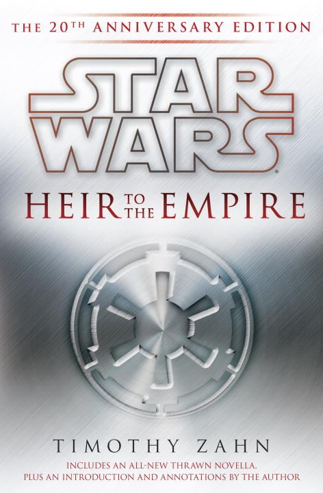 Cover Image: Heir to the Empire: Star Wars