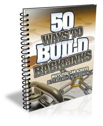 benoit dubuisson - How to get 50 ways to build Backlinks !