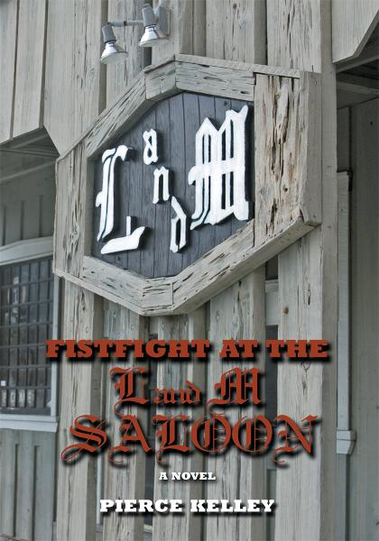 FISTFIGHT AT THE L and M SALOON