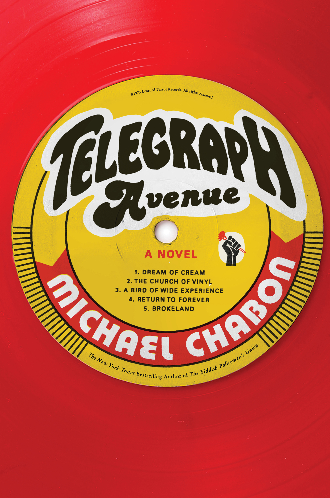 Telegraph Avenue By: Michael Chabon