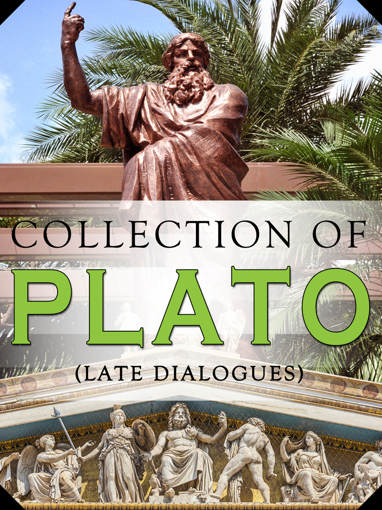 Collection Of Plato (Late Dialogues)