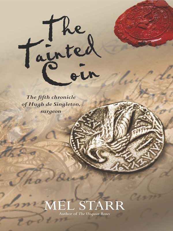 The Tainted Coin By: Mel Starr