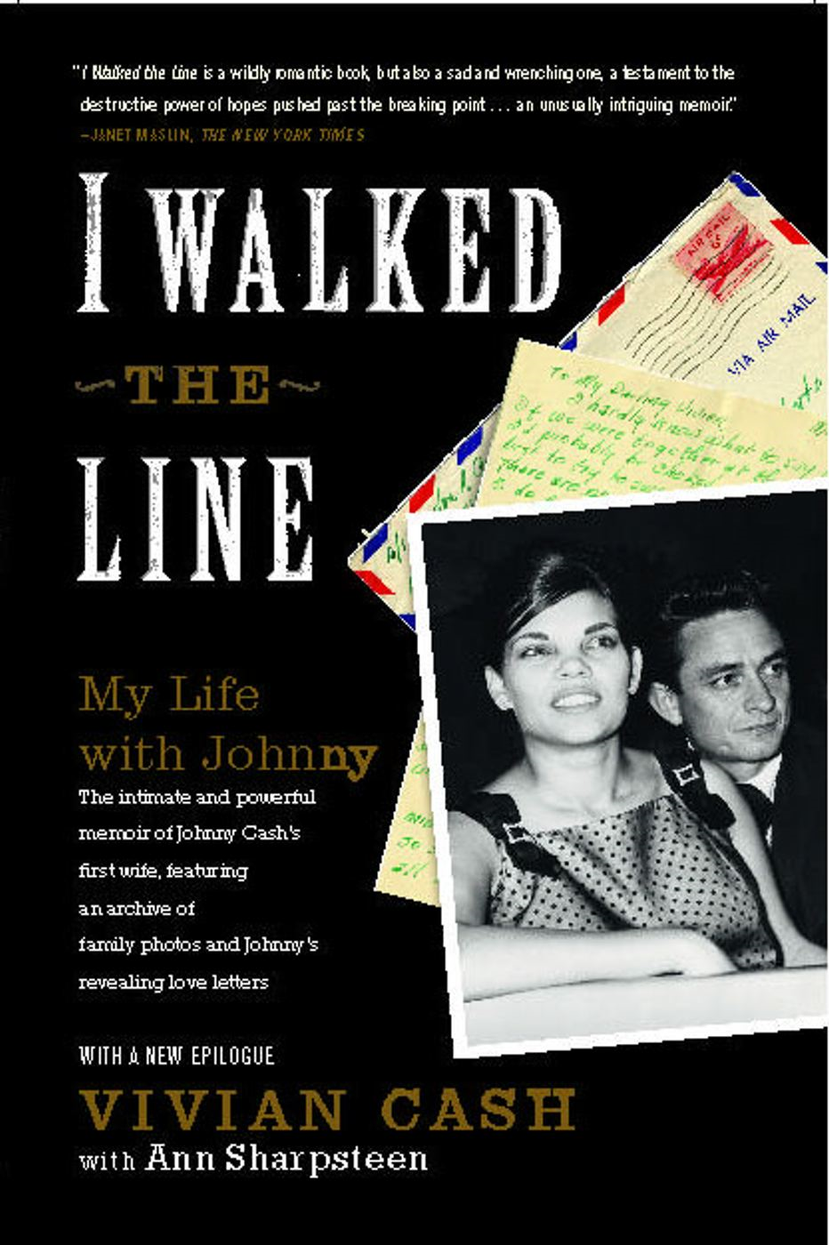 I Walked the Line By: Vivian Cash