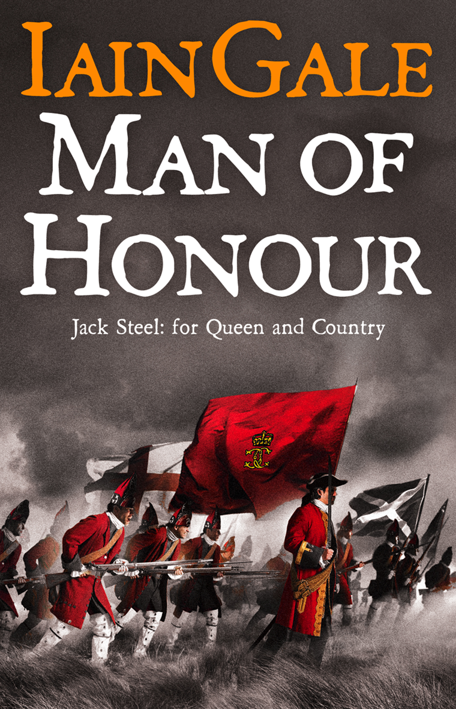 Man of Honour By: Iain Gale