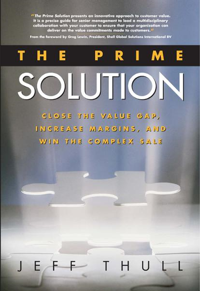 Prime Solution By: Jeff Thull